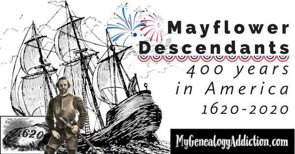 Mayflower Descendants