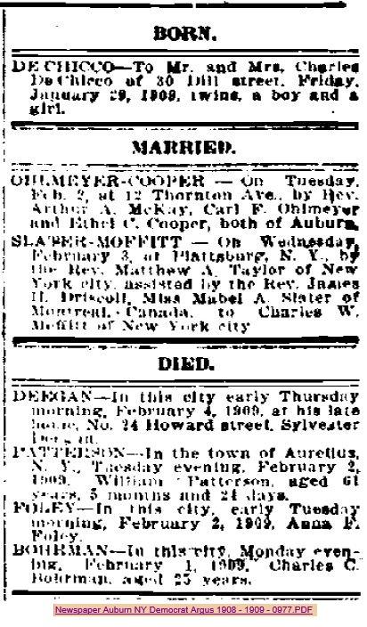 1909-Feb 3