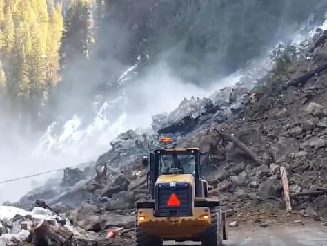 Landslides around the world