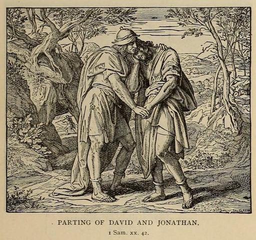 David and Jonathan part