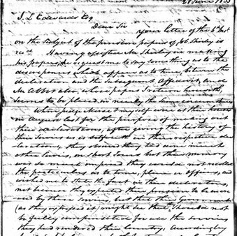 Job Shirley in the American Revolution