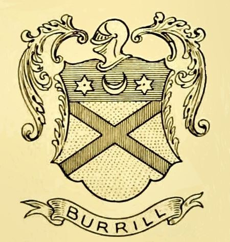 Burrill Coat of Arms