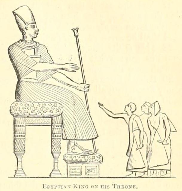 Pharaoh sends for Joseph