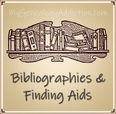 Bibliographies and Finding Aids