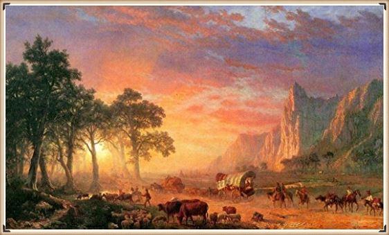 William Daniels goes West