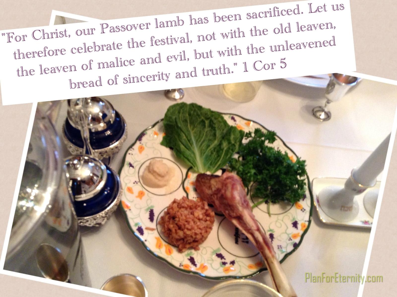 Jesus in Passover