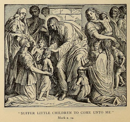 Forbid not children from coming to Jesus
