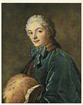 YOUNG LADY WITH A MUFF