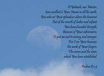Psalms 8:3