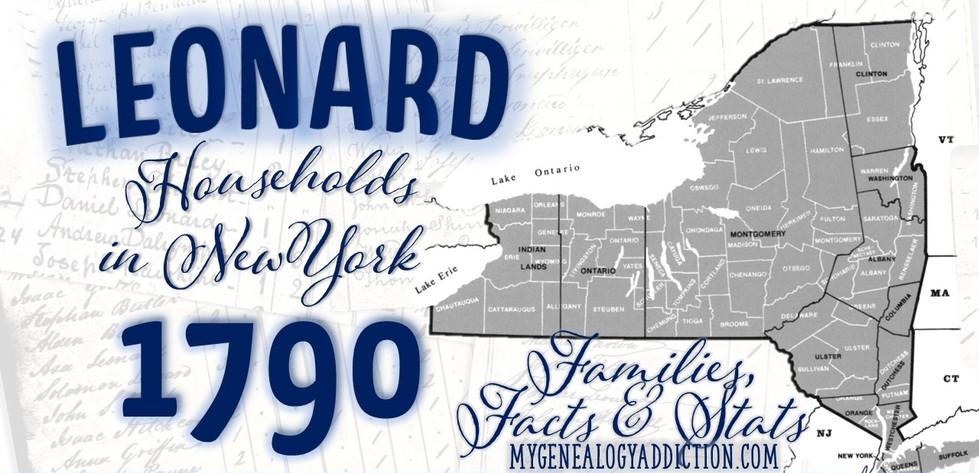 Leonards on the 1790 Census NY.jpg