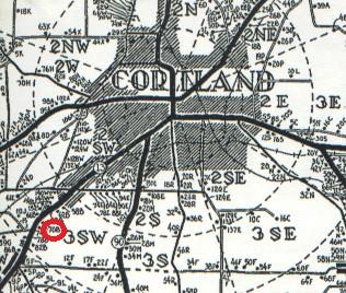 Percy H Daniels in Cortland