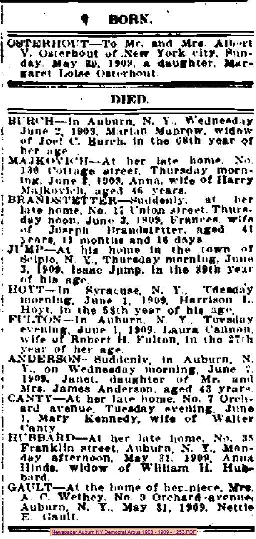 1909-June 1