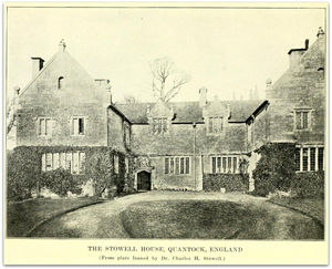 The Stowell House