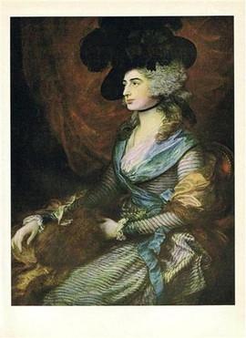 Portrait of Mrs. Sicidons