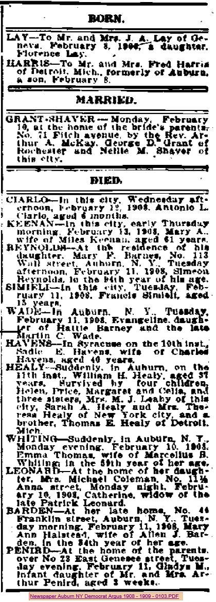 1908-Feb 13