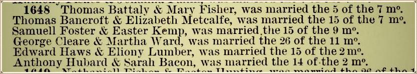 Edward Hawes marries Eliony Lumber