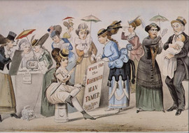 THE AGE OF BRASS - ON THE TRIUMPHS OF WOMAN'S RIGHTS