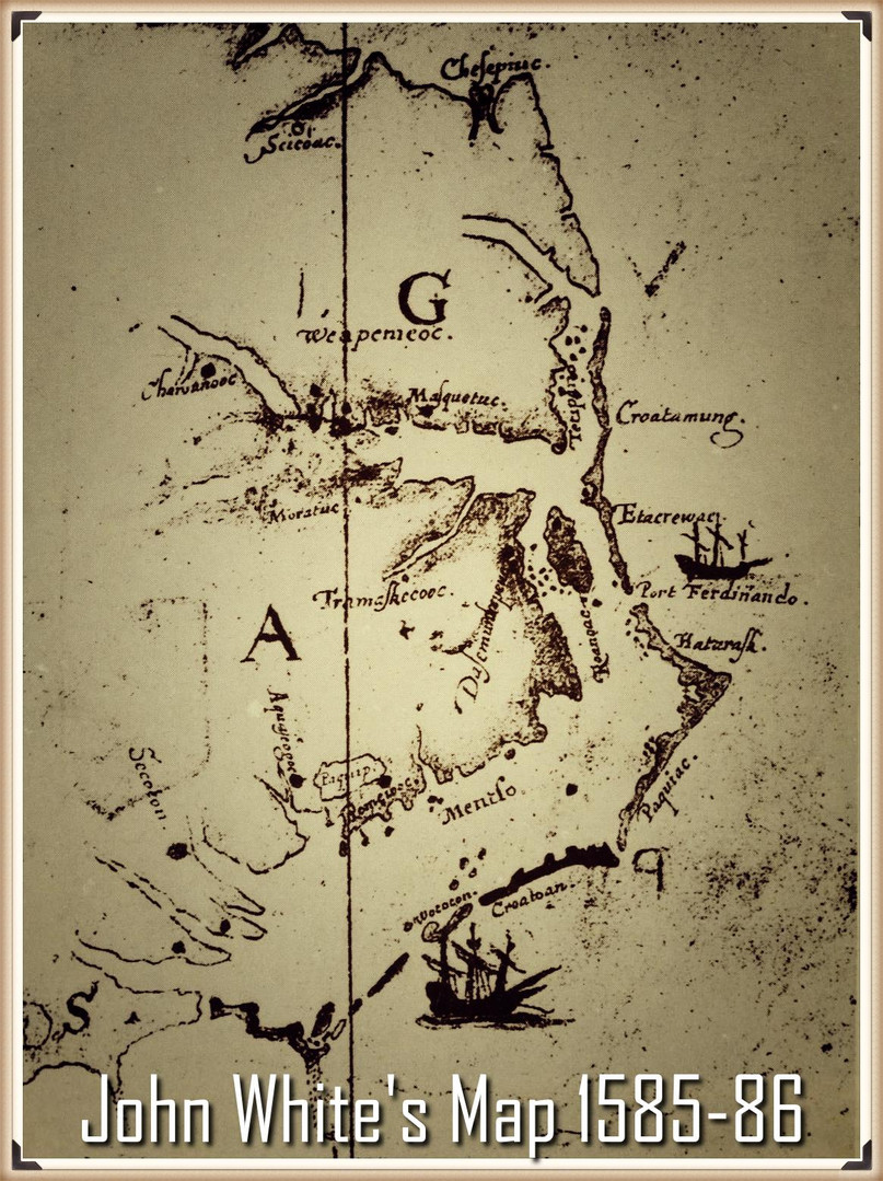 The Lost Colony at Roanoke