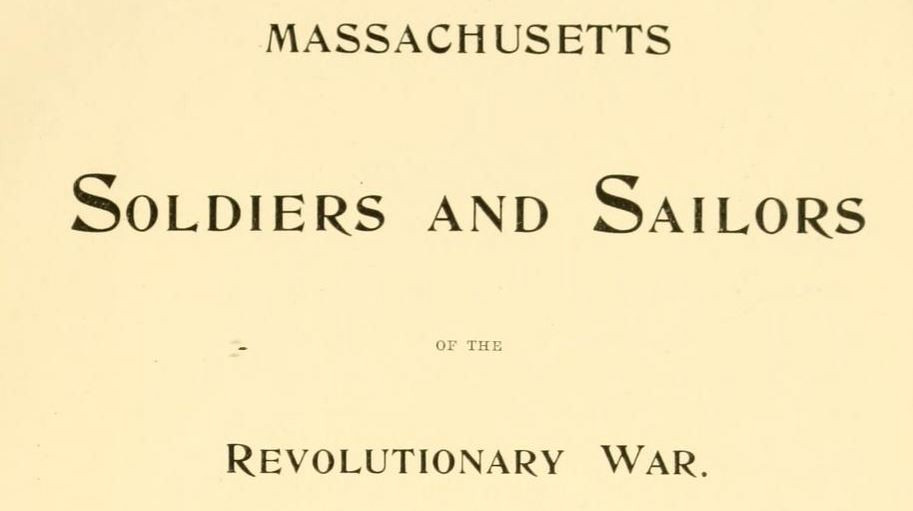 Rev. War Records