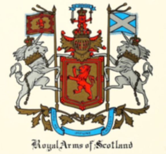 - ROYAL ARMS OF SCOTLAND