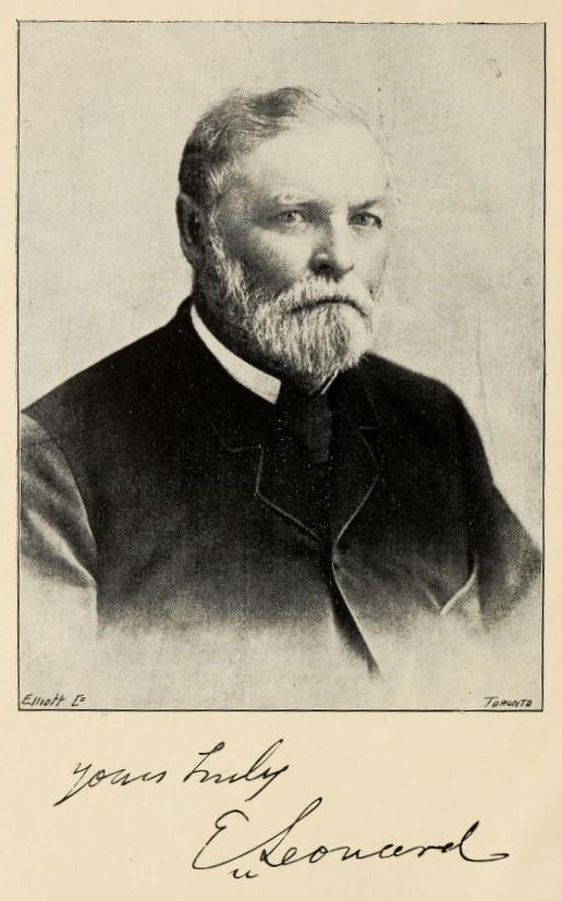 Hon. Elijah Leonard