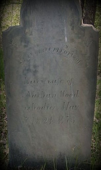 Lucy (Johnson) Wood burial