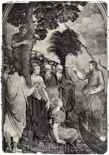 Jesus at Gennesareth