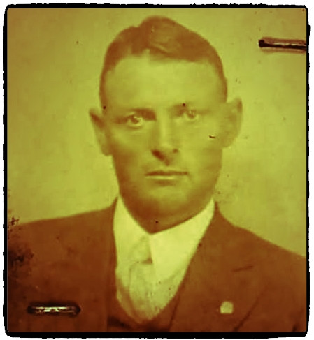 Percy H Daniels photo 1919