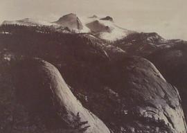 NORTH DOME, BASKET DOME, MOUNT HOFFMAN, YOSEMITE