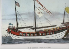 THE CHINESE JUNK KEYING