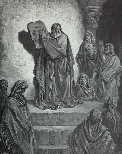 Ezra Summons Levites