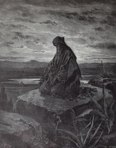 Isaiah's prayer