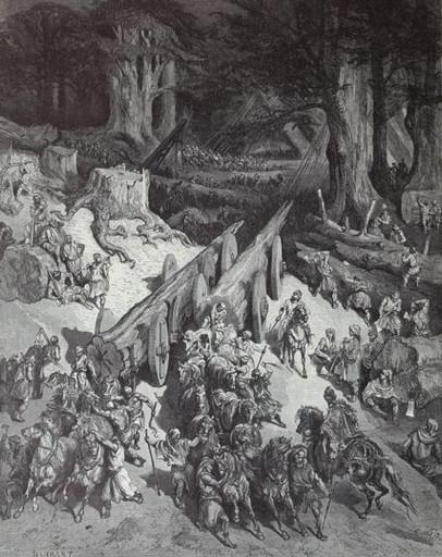 The Cedars of Lebanon