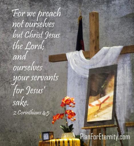 Preach Christ Jesus the Lord