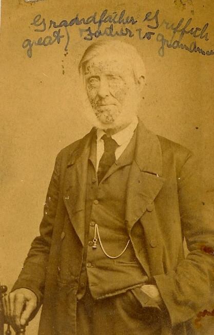 Thomas Griffith portrait