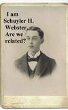 Schuyler H Webster photograph
