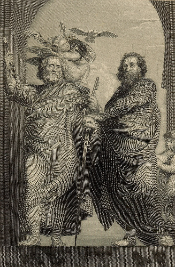 Christ's charge to Peter