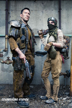 Mad Max- J.Wulfgar & M.Rachael