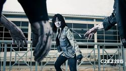 Jenny Prado-Walking Dead Comic Group