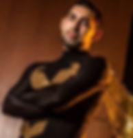 Bryan Gomez profile cosplay