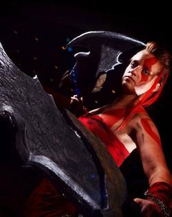 Kratos- Jenna Fairchild