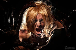 Left for Dead Witch-Morgan Black