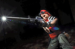 Facebook - Borderlands' Mordecai genderswap cosplay