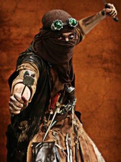 Mad Max character- Mathew Turvish