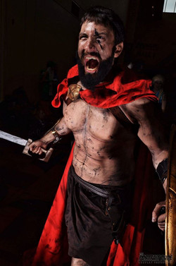 Leonidas- James Wulfgar