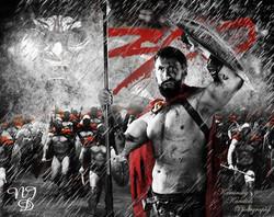 James Wulfgar as Leonidas