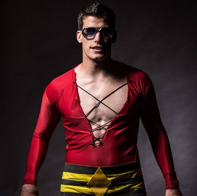 Plastic Man- Connor Gray