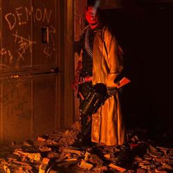 Hellboy- Christopher English
