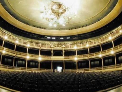 Istrian National Theater, Pula, Croatia