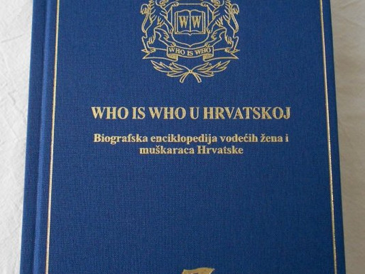 Who is Who (Croatian Edition)